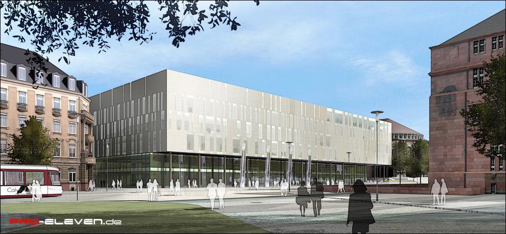 Architektur Freiburg projekte architektur bibliothek freiburg pro eleven münchen