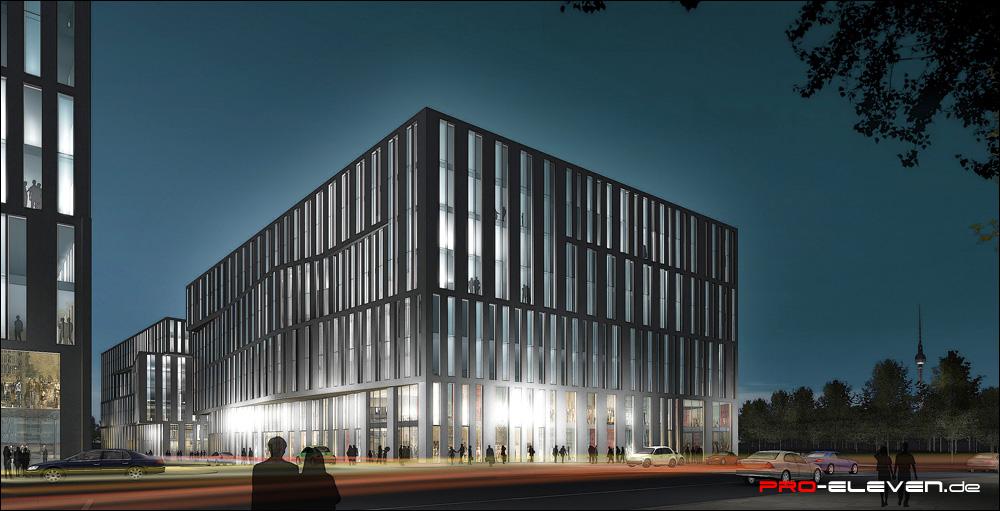 Architekturvisualisierung Berlin projekte architektur lehrter stadtquartier berlin pro eleven