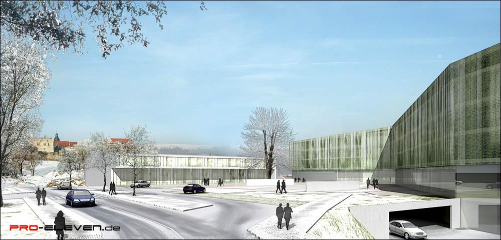 Architekturvisualisierung Stuttgart projekte architektur hdh stuttgart pro eleven münchen