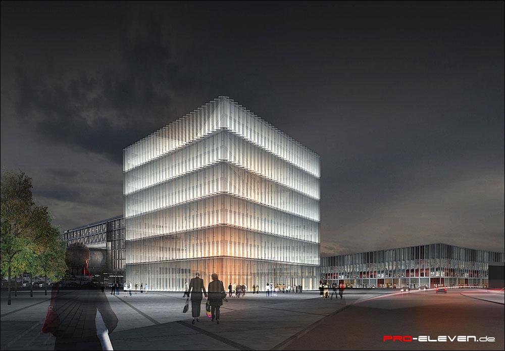 projekte architektur cube berlin pro eleven m nchen. Black Bedroom Furniture Sets. Home Design Ideas
