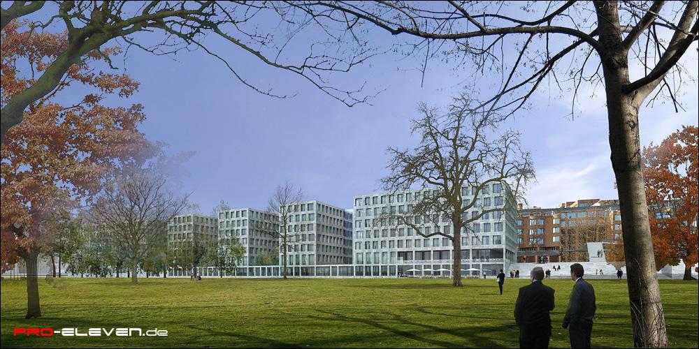 Architekturvisualisierung Stuttgart projekte architektur ministerium stuttgart pro eleven münchen