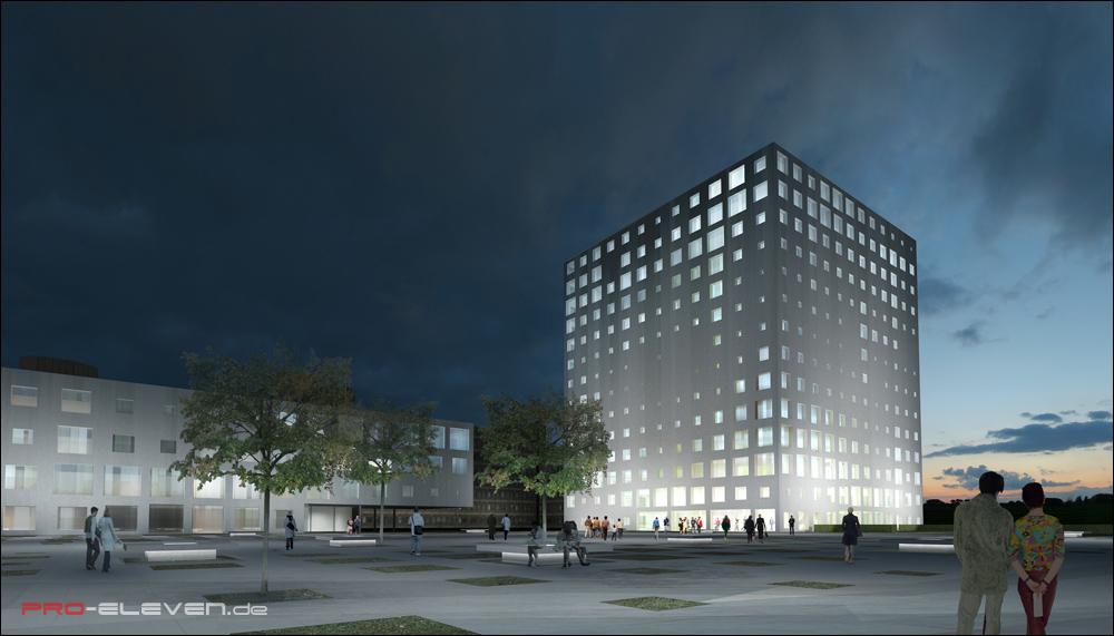 Architekten In Essen projekte architektur uni bibliothek essen pro eleven münchen