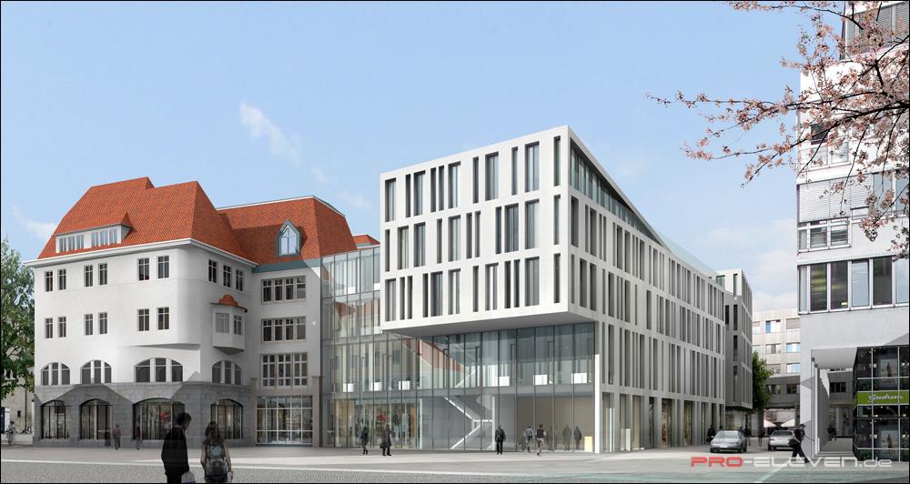 Architekturvisualisierung Stuttgart projekte architektur dsk stuttgart pro eleven münchen