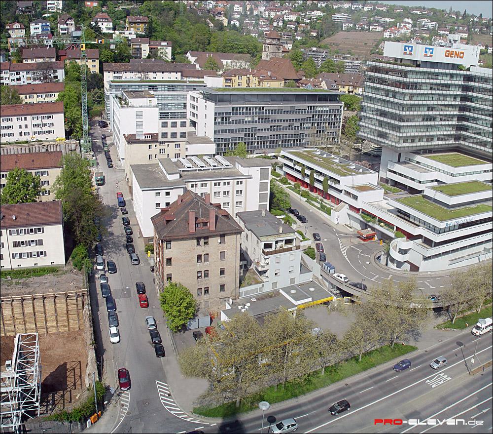 Architekturvisualisierung Stuttgart projekte fotomontage bürogebäude stuttgart pro eleven münchen