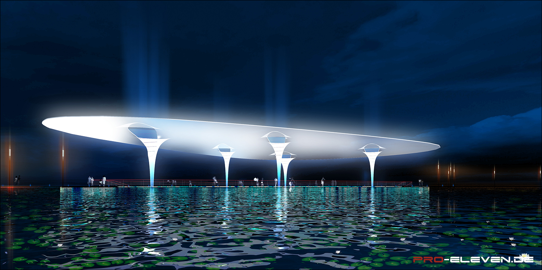 Projekte architektur landeshauptarchiv potsdam pro - Botanischer garten shanghai ...